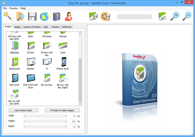 Insofta Cover Commander 3.6.0