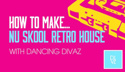 Sonic Academy - HTM Nu Skool Retro House With Dancing Divaz (2015)