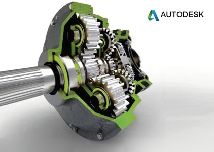 Autodesk AutoCAD Mechanical 2017 ISO x64