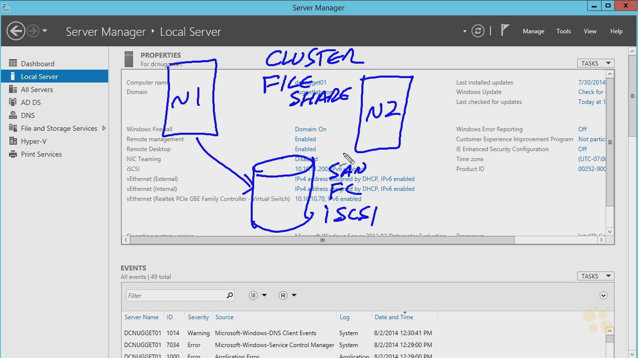 CBT Nuggets - Microsoft Server 2012 70-412 with R2 Updates (2015)