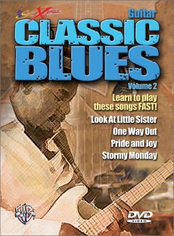 SongXpress - Classic Blues For Guitar Vol. 2 [repost]