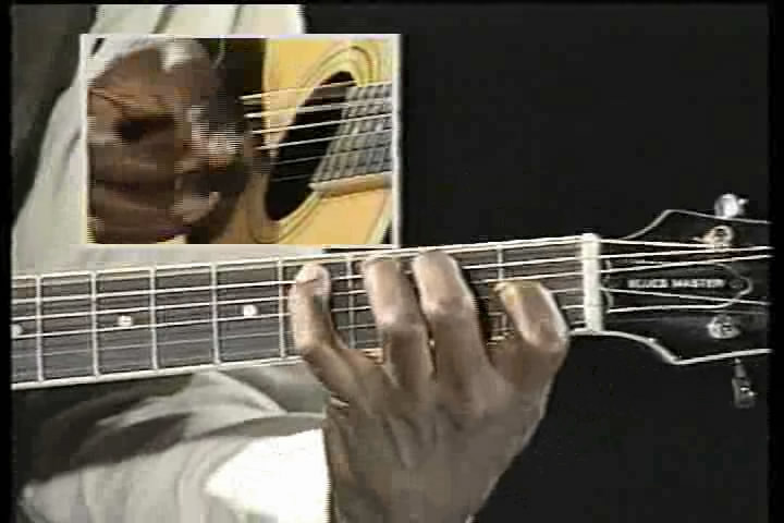 The Blues Guitar of Keb' Mo'