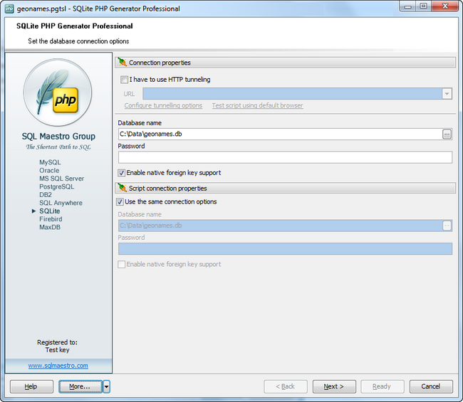 SQL Maestro Group All PHP Generator 11.04.15 Professional Edition