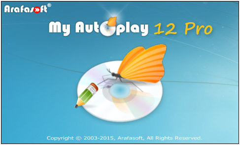 My Autoplay Professional 12.0 build 08042015D