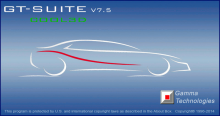 GT-SUITE 7.5 Build 2 Win/Lnx