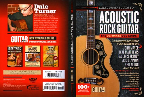 Guitar World - Dale Turner's Guide To Acoustic Rock Guitar - Part 1