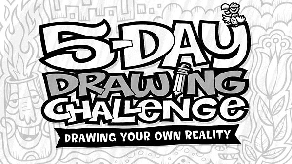 Lynda - 5-Day Drawing Challenge: Drawing Your Own Reality