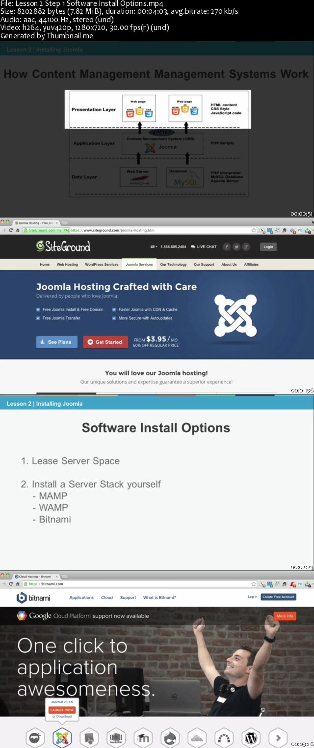 Introduction to Joomla 3