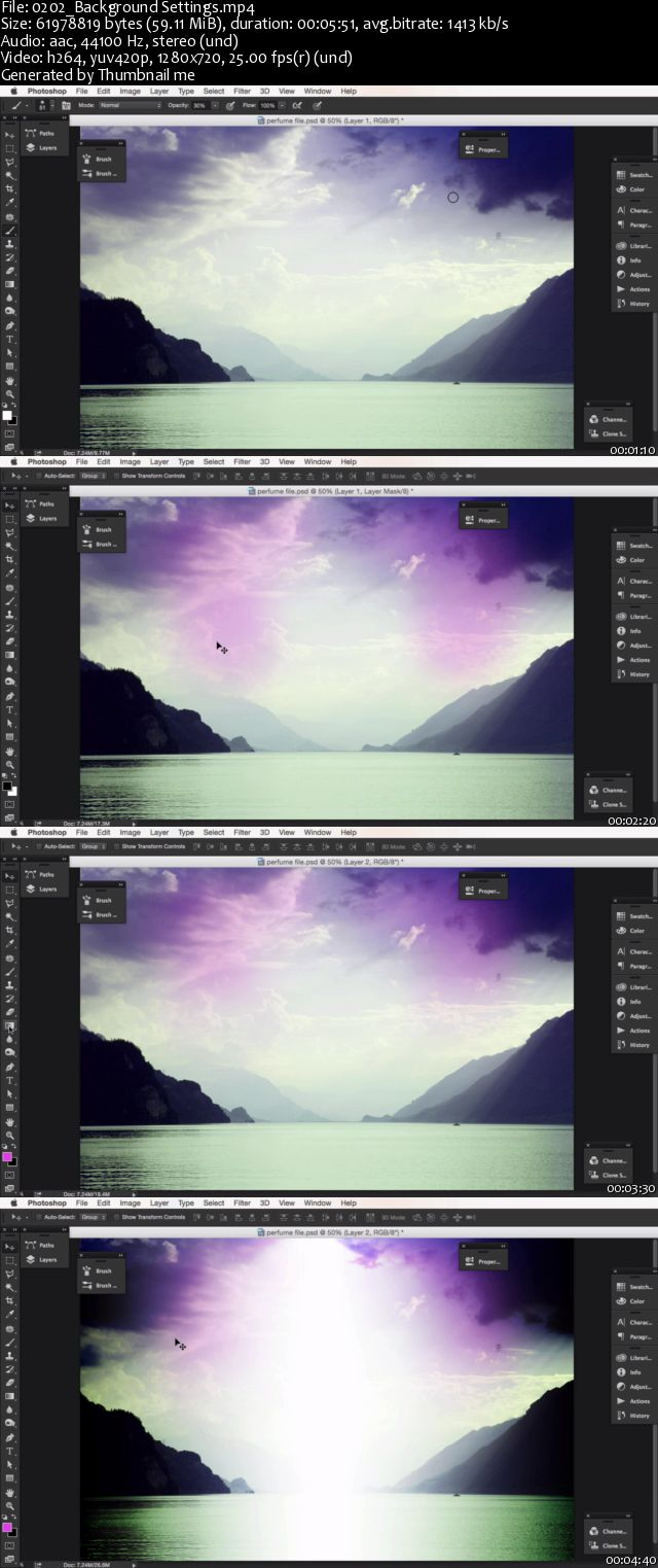 Tutsplus - Creative Lighting Effects in Adobe Photoshop