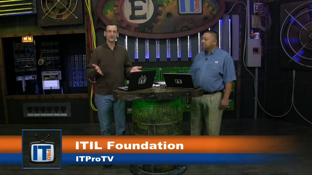 ITProTV - ITIL Foundation