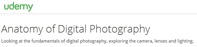 Anatomy of Digital Photography