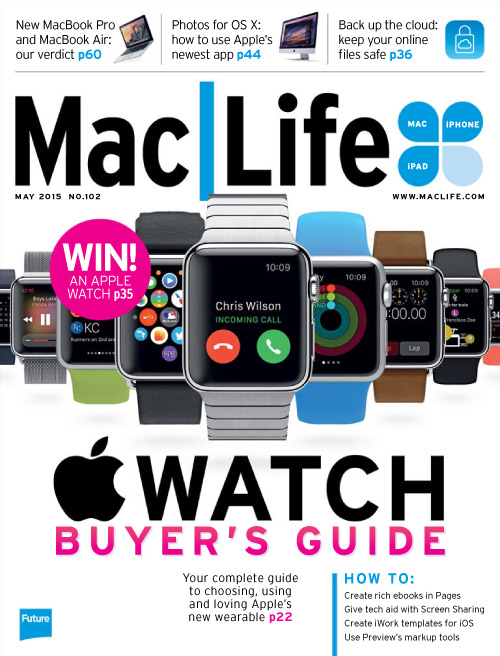 MacLife USA - May 2015-P2P