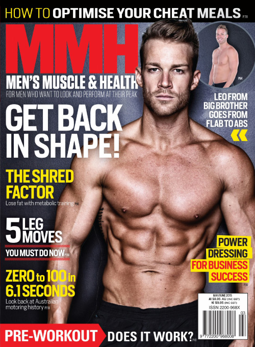 Men's Muscle & Health - May/June 2015-P2P