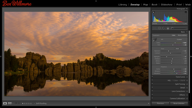 Lightroom Mastery with Ben Willmore