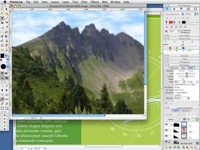 PhotoLine 18.51 Multilingual