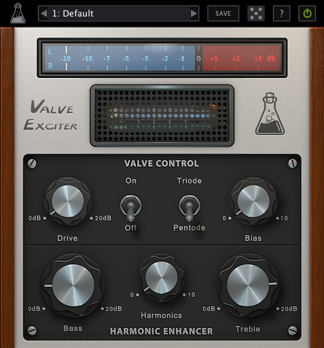 AudioThing Valve Exciter v1.0.1 (Win / Mac OS X)