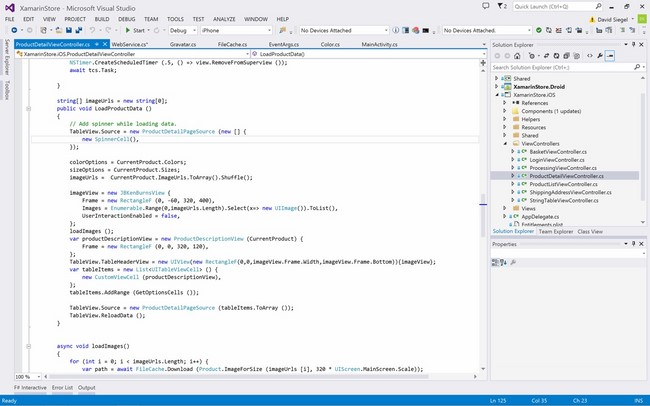 Xamarin Visual Studio 3.7.248 (For Win, Android, iOS Apps)