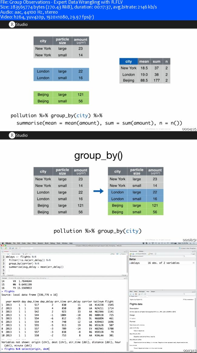 OReilly - Expert Data Wrangling with R