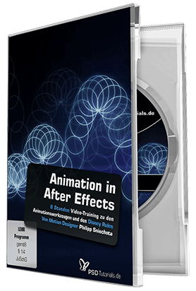 PSD Tutorials - Animation in After Effects