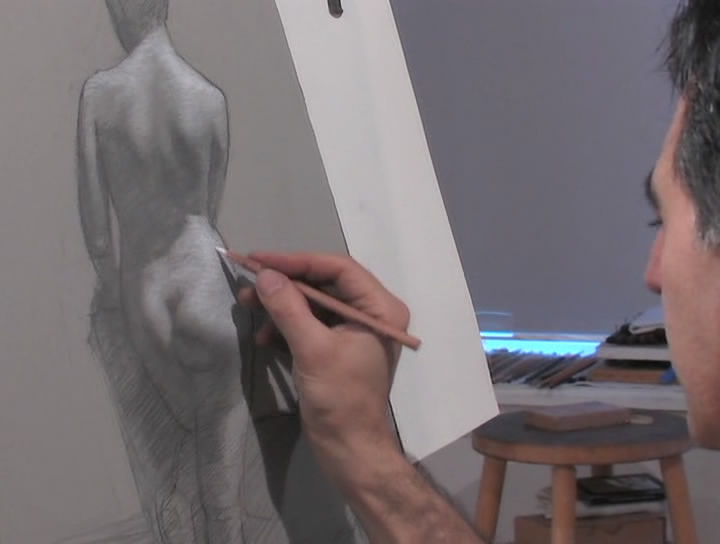 Drawing The Nude From Life