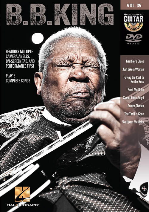 Guitar Play-Along Volume 35: B.B. King