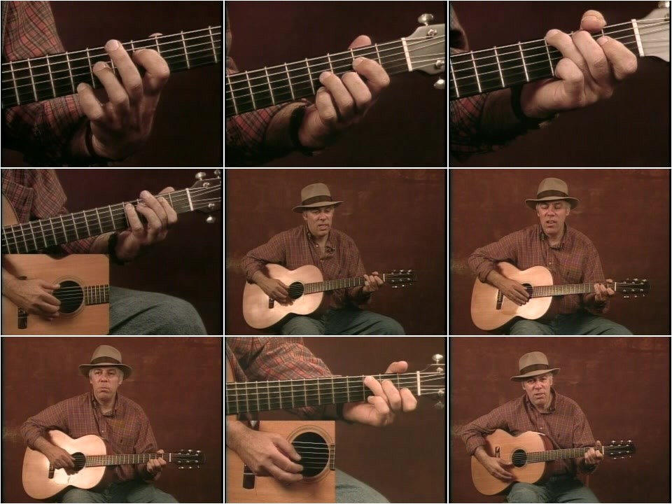 The Music of the Grateful Dead Arranged for Fingerstyle Guitar