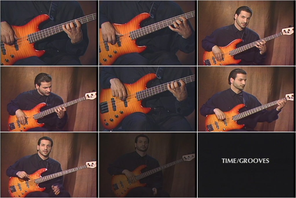 John Patitucci - Electric Bass: Complete [Repost]