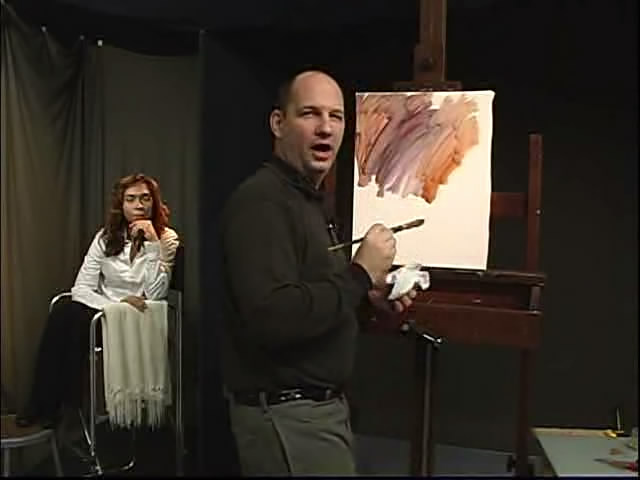 Robert Maniscalco - The portrait. A Value-Based Painting System [repost]