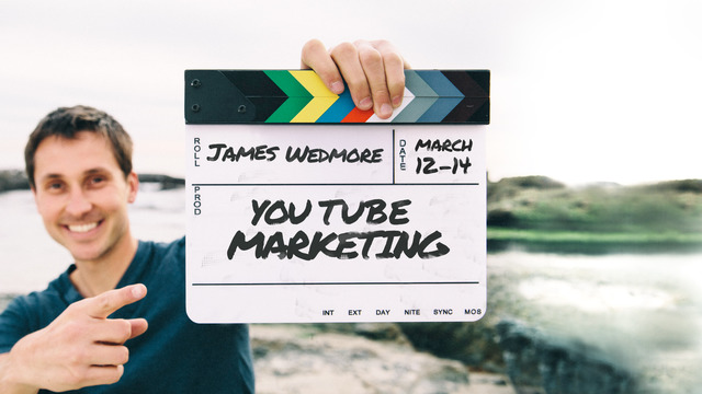 YouTube Marketing with James Wedmore