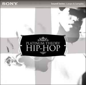 Sony Creative Software Platinum Theory Hip Hop ACID WAV screenshot