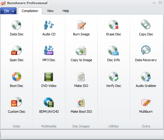 BurnAware Professional 8.0 Multilingual