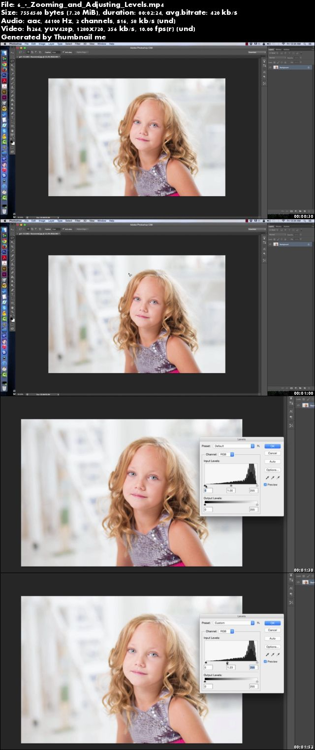 Photoshop: Turn Family Photos into Art While Learning PS