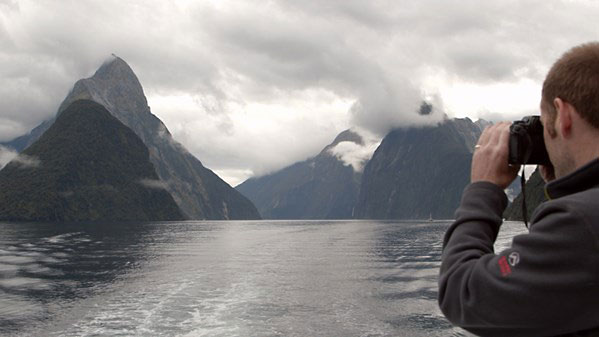 Lynda - Photographing the Fjords of New Zealand