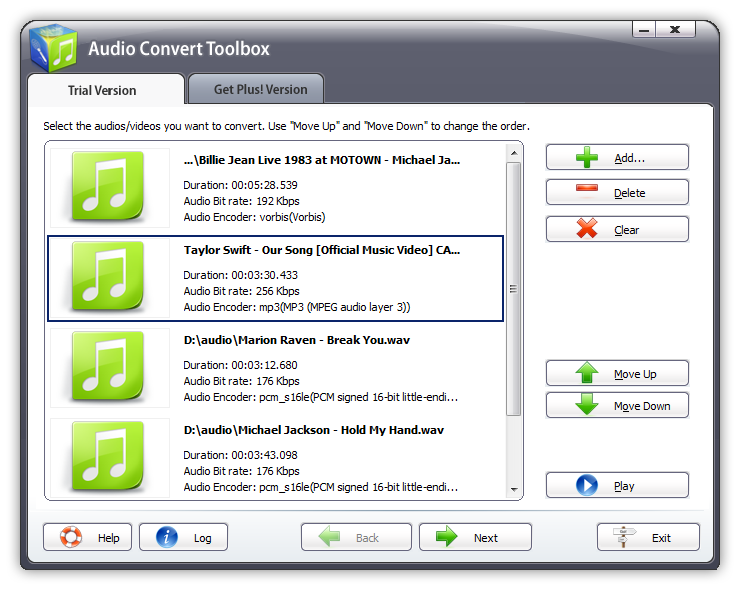 AudioTool Media Audio Convert Toolbox 7.6.8