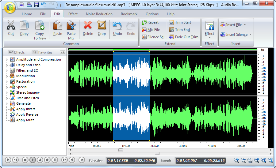 AudioTool Media Audio Record Edit Toolbox Pro 14.1.8