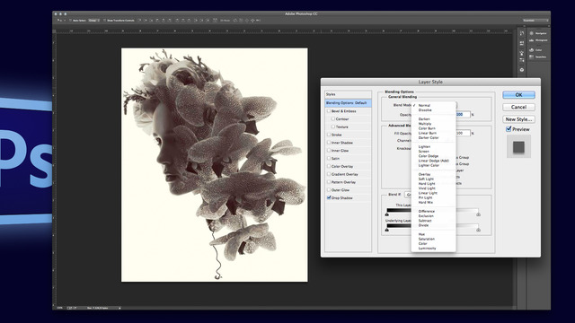 Photoshop Blend Modes Will Change Your Life with Lindsay Adler