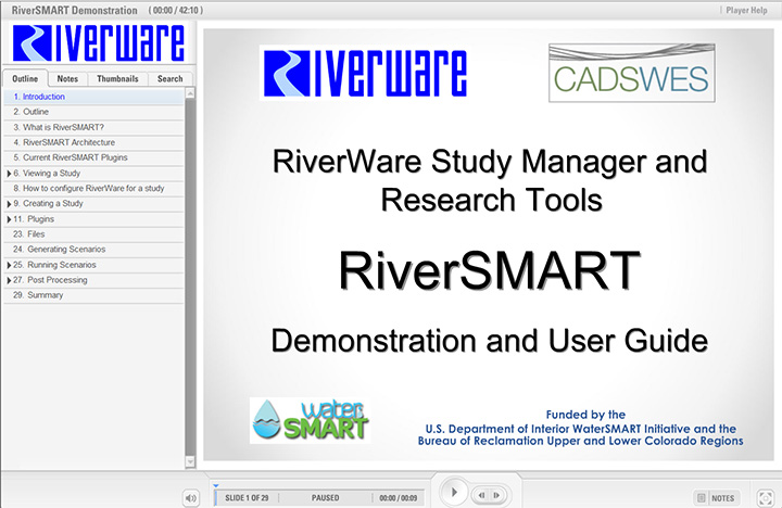 CADSWES RiverWare 6.6.6 (x86/x64)