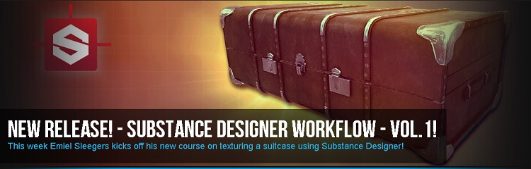 Substance Designer Workflow Volume 1
