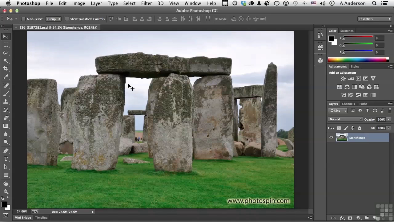 Learning Photoshop CC Training Video [repost]