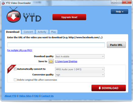 YouTube Video Downloader PRO 4.9.0.3