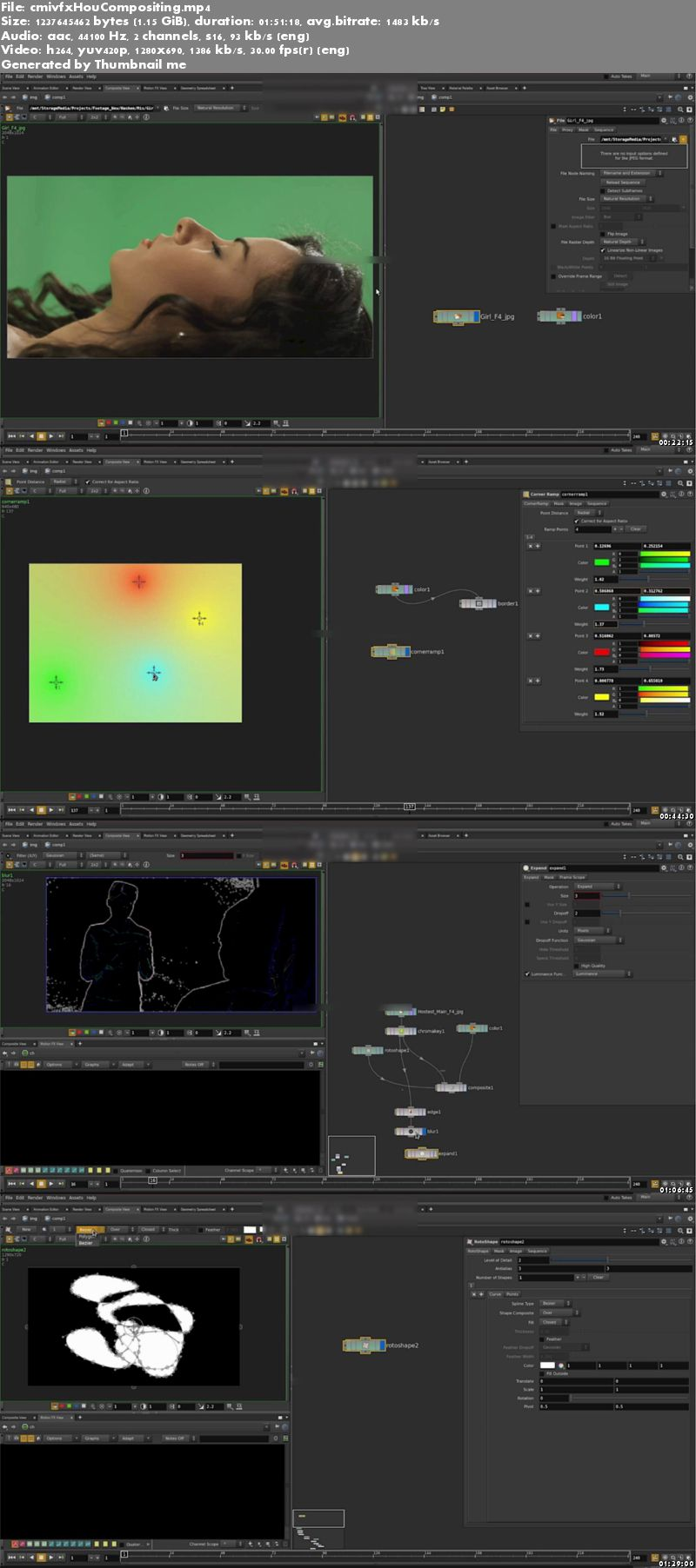 Houdini Compositing
