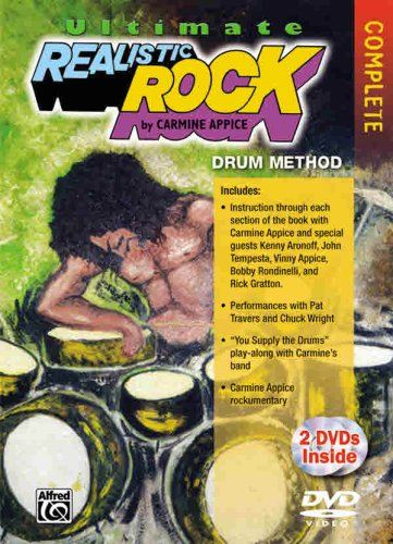 Ultimate Realistic Rock Drum Method [repost]