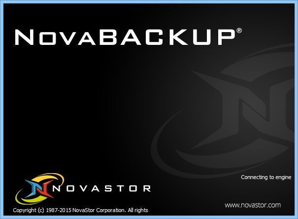 NovaStor NovaBACKUP PC 17.0 Build 1711