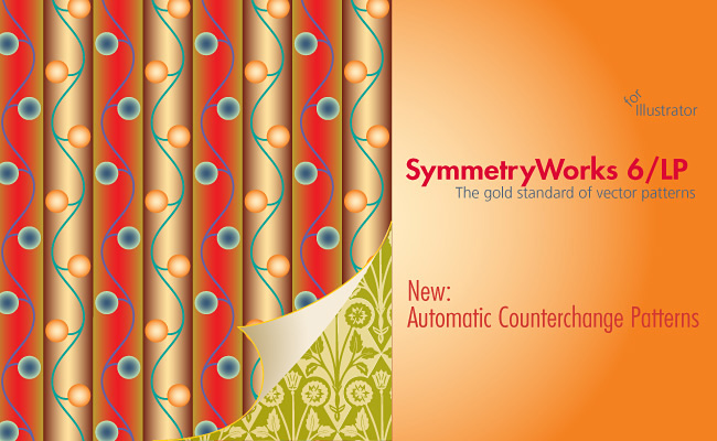 Artlandia SymmetryWorks 6.19 for Adobe Illustrator Mac OS X