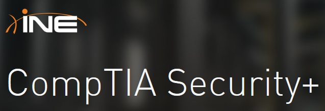 INE - CompTIA Security+