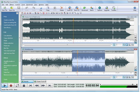 WavePad Sound Editor Master's Edition 5.48