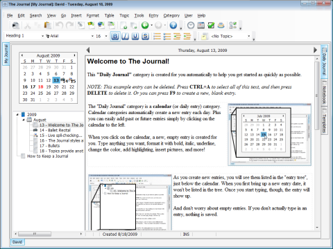 The Journal 6.0.0.719