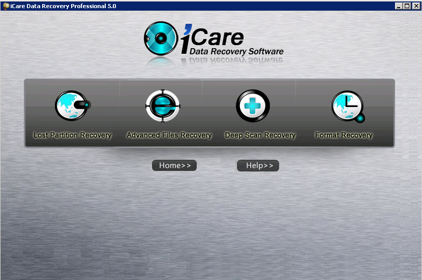 iCare Data Recovery Professional 5.0 Portable