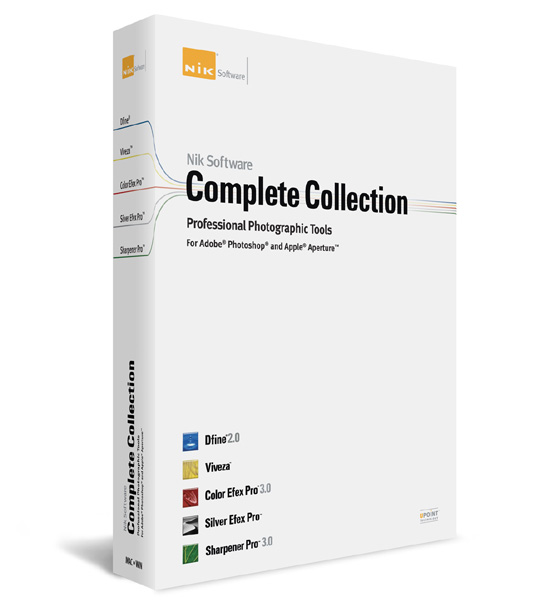 Nik Software Complete Collection by Google 1.2.8.0 Mac OS X