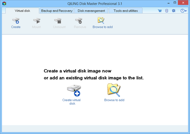 QILING Disk Master Professional 3.1.0 Build 20150625